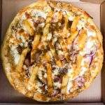 Poutine Pizza
